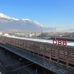 Taxi from Innsbruck Bahnhof to Lech